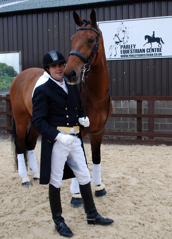 Rob Trobridge Parley Equestrian Centre